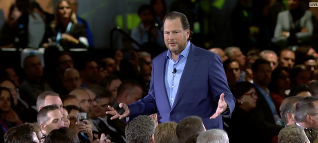 Marc Benioff_Dreamforce2017